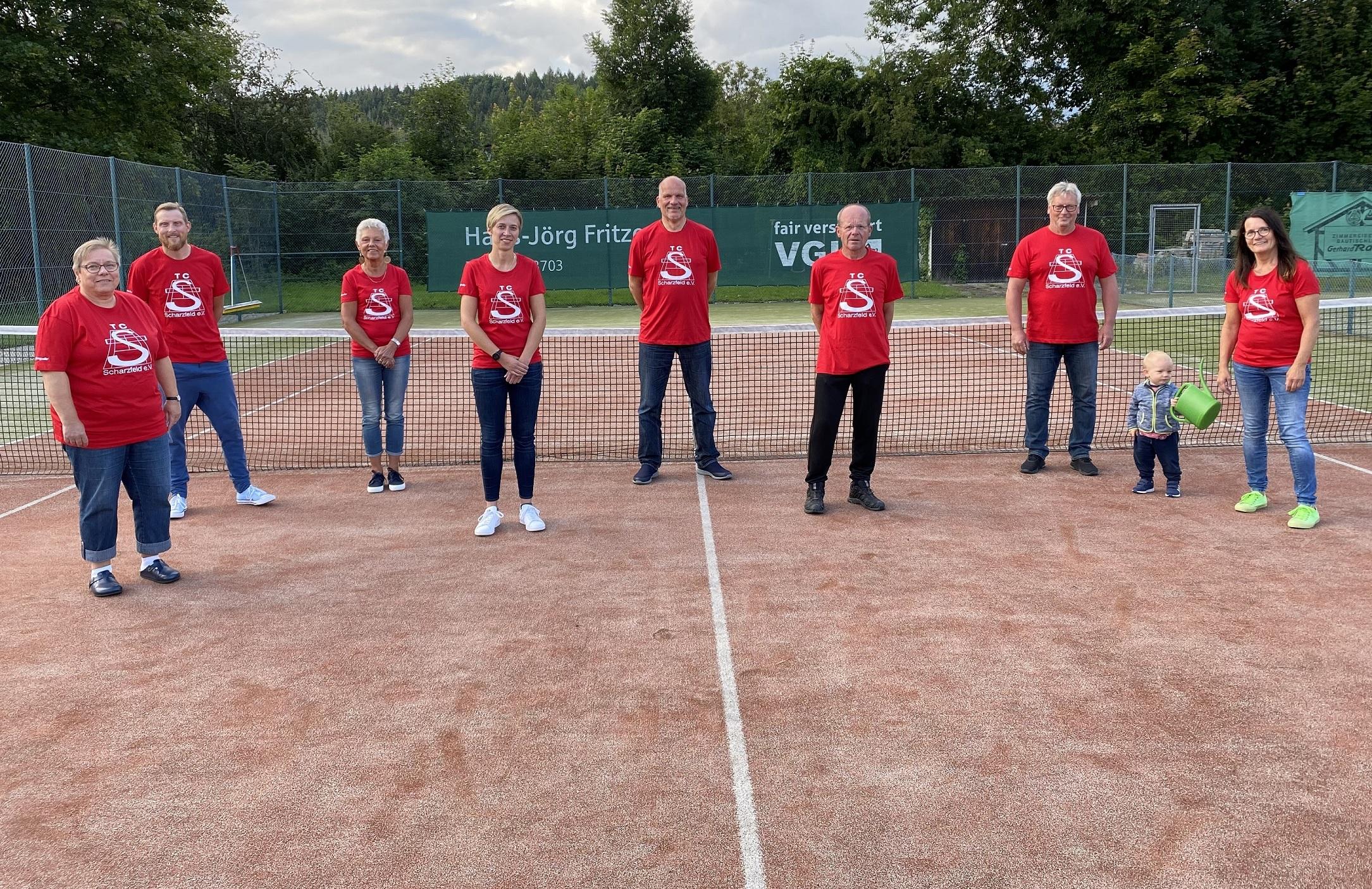 Herzlich Willkommen beim Tennisclub Scharzfeld e.V.